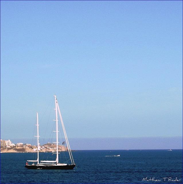 Cabo San Lucas Blue