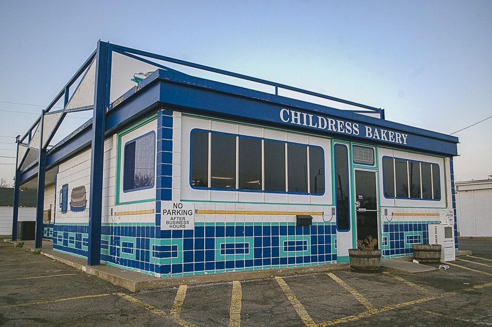 Childress Bakery