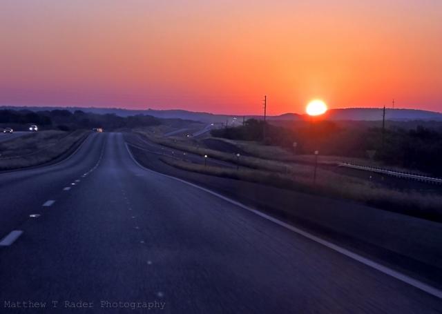 West Texas Sunrise