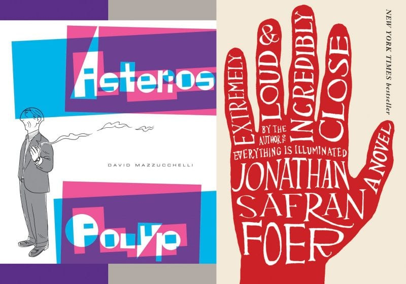 Comparative Essay of Asterios Polyp & Extremely Loud And Incredibly Close