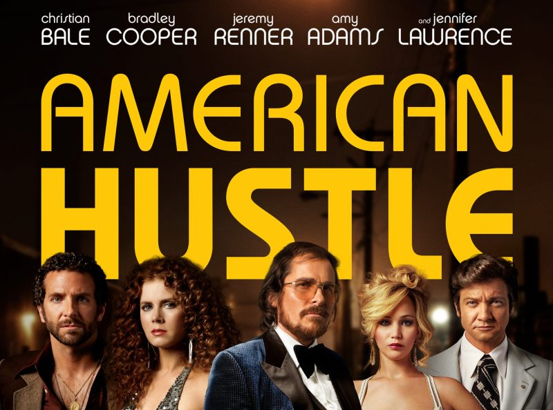 Persuasion Techniques in American Hustle - Reactance & The Liking Rule