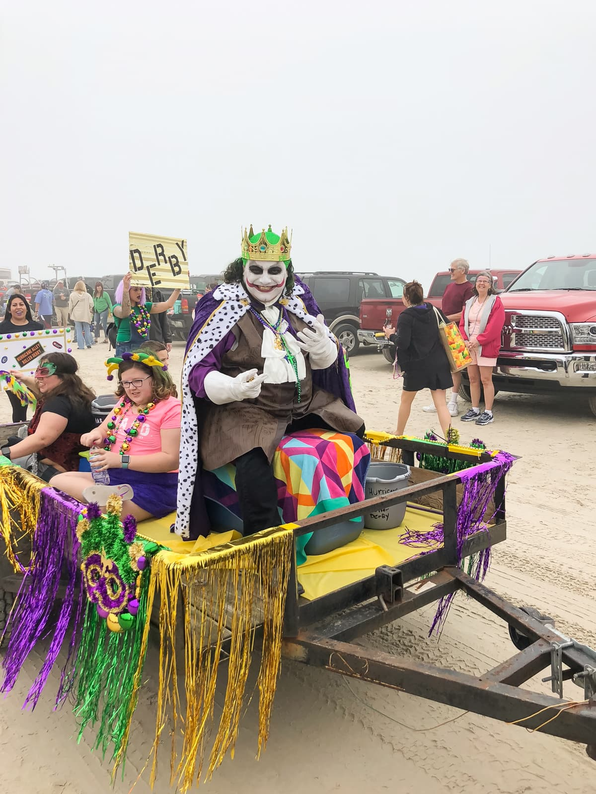 Padre Island beach parade