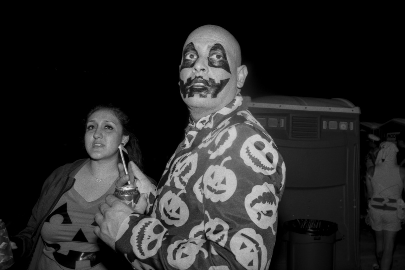 Halloween in Dallas