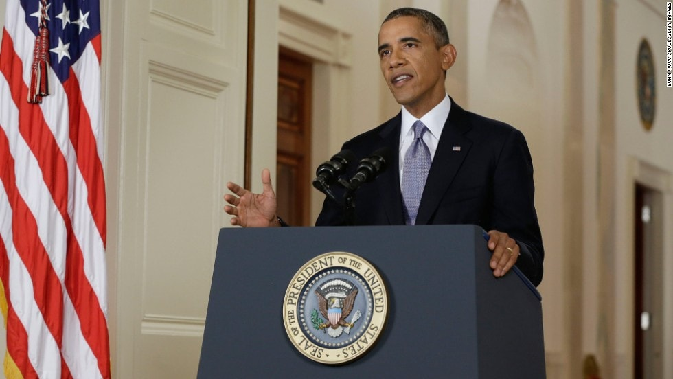 Persuasion Techniques President Obama Used In His Speech About Syria