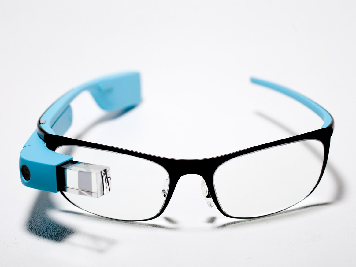 Google Glass - Ariel Zambelich/WIRED