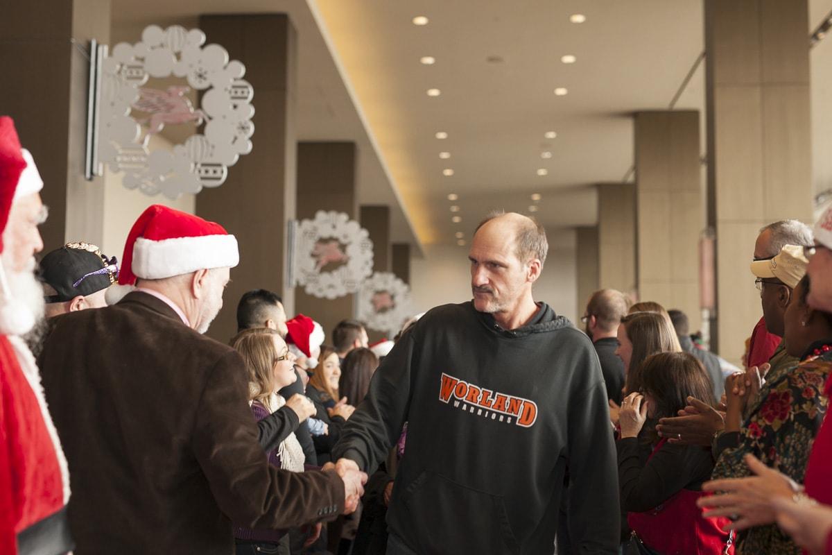 2016 Celebrate Jesus SoupMobile Christmas Gala for the Homeless by Matthew T Rader