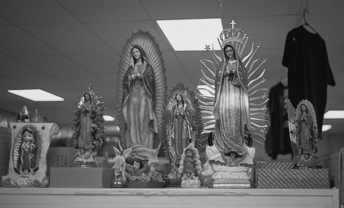 Religious artifacts for sale