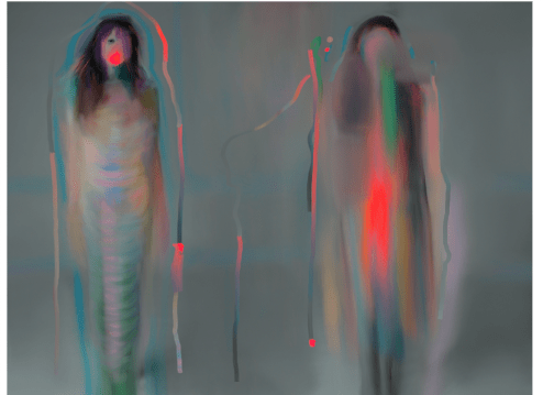 Collaboration with Roberto Sanchez and Alvaro Nates 2011 by Petra Cortright