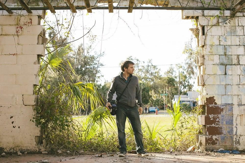 Urban exploring around Lake City, Florida