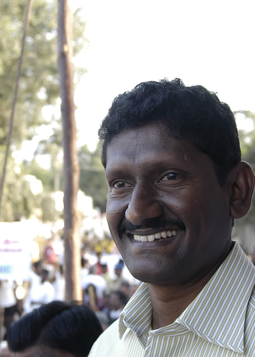 Mayor of Namakkal