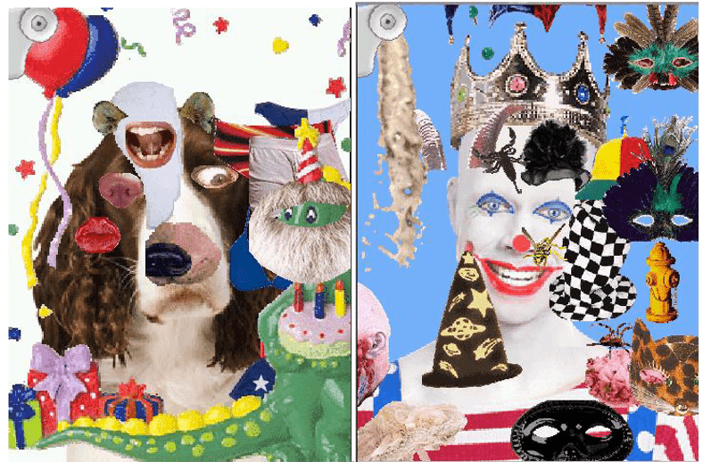POOR TRAITS 2009 by Petra Cortright