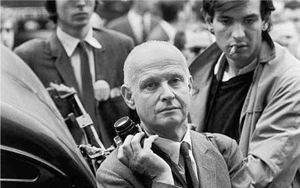 Henri Cartier-Bresson Portrait