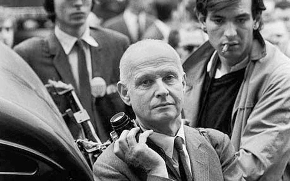 Henri Cartier-Bresson Portrait
