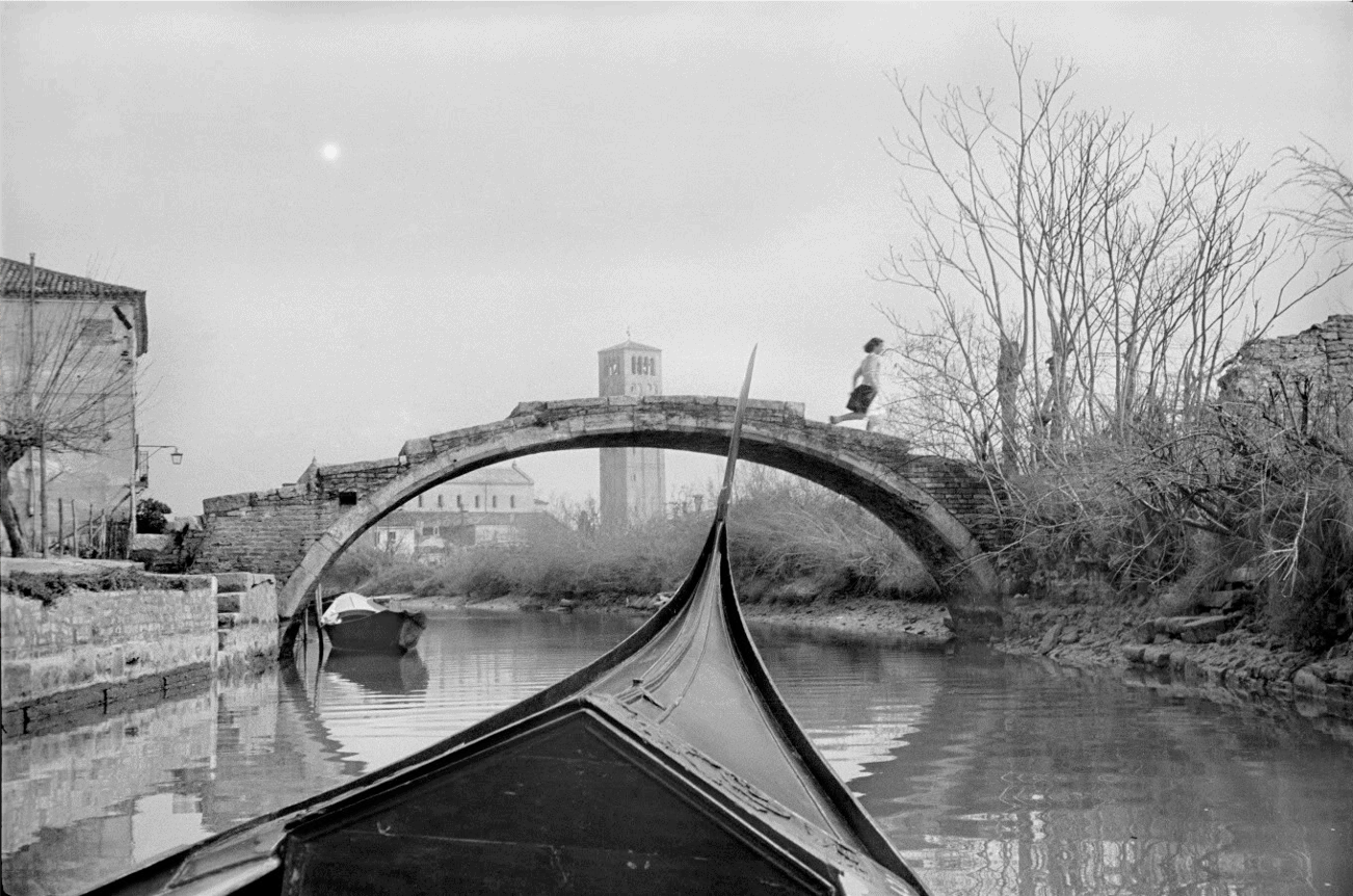 Torcello, 1953