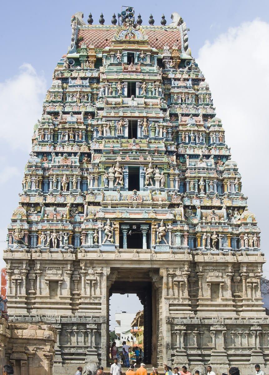 Sri Kailasanathar Temple gopuram