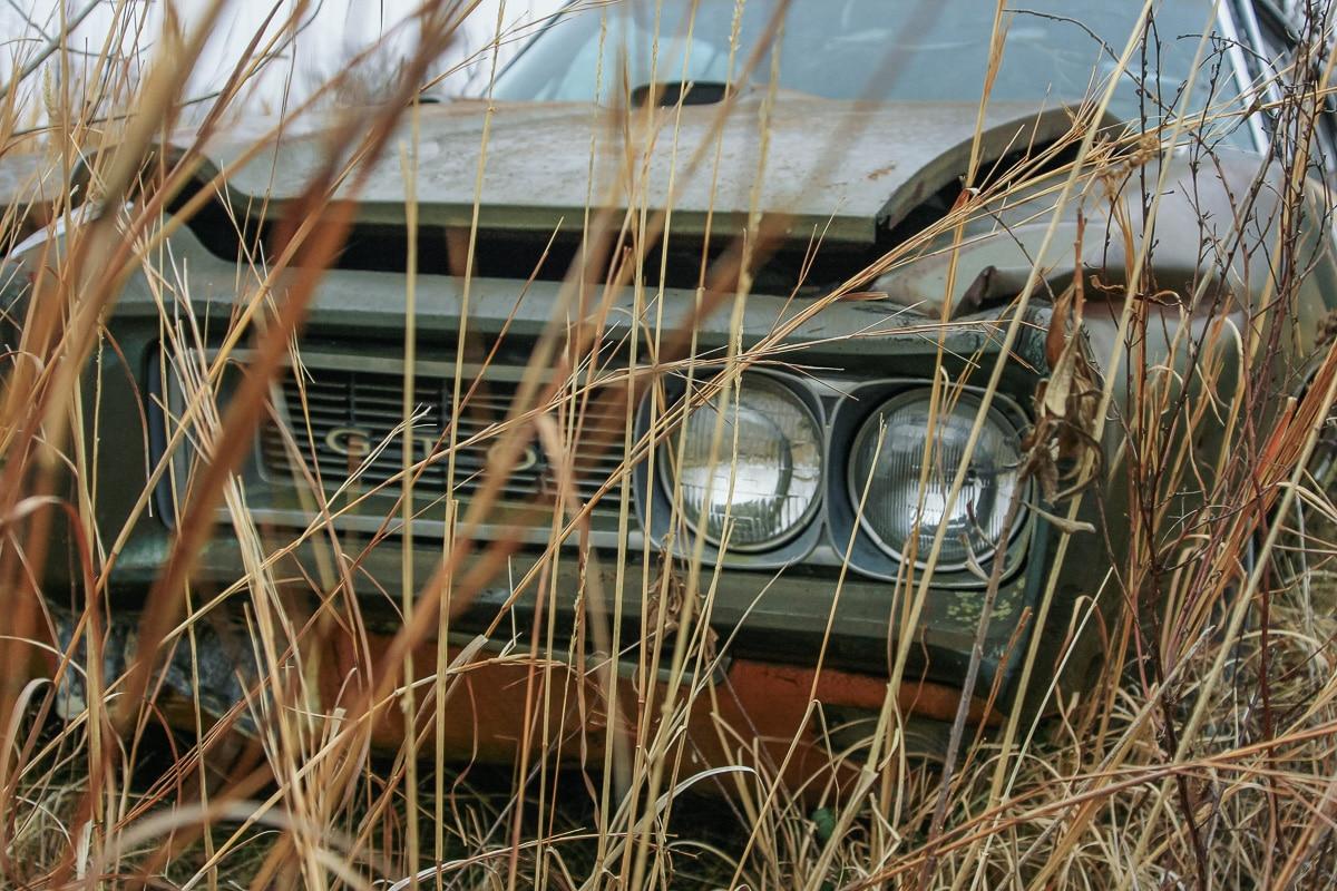 Urbex of a forsaken junk yard in East Texas 1