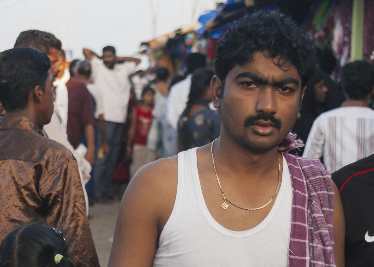 Velankanni Beach, Nagapattinam, Tamil Nadu by Matthew T Rader