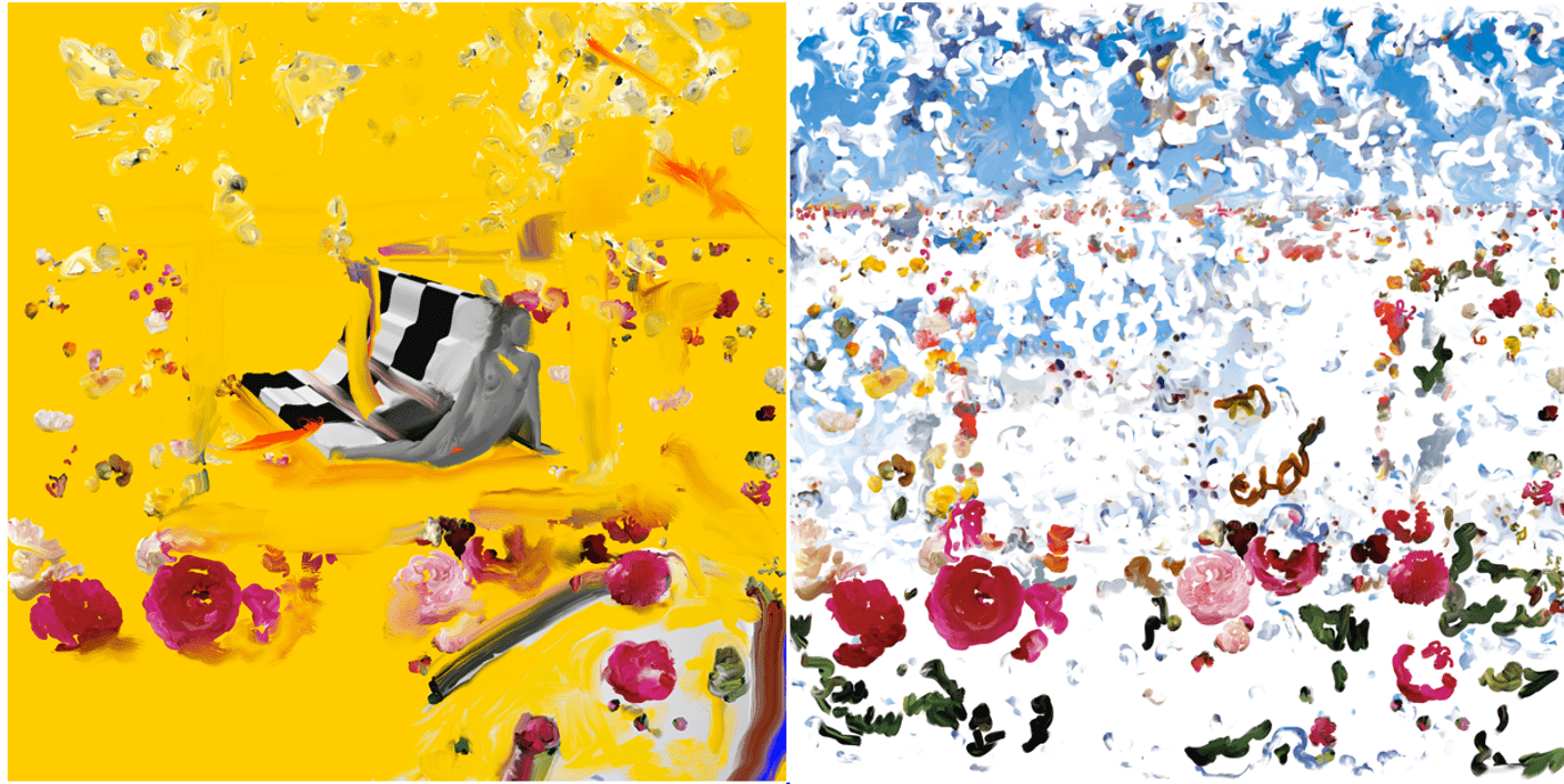 Void Mastery : Blank Control 2011 by Petra Cortright