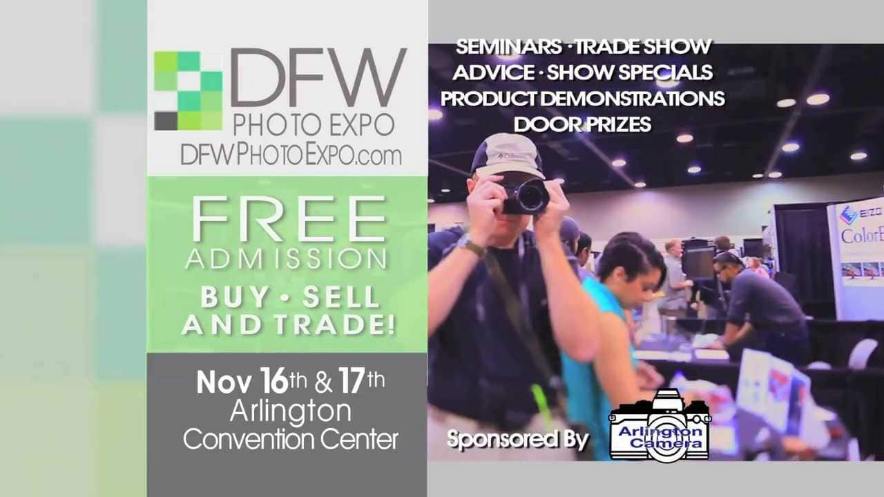 DFW Photo Expo 2013