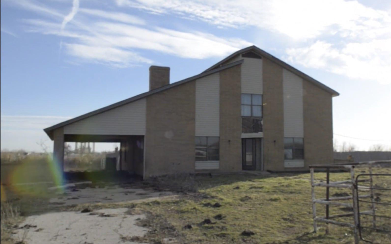 House of Prosper - An Abandoned Home In Prosper, Texas