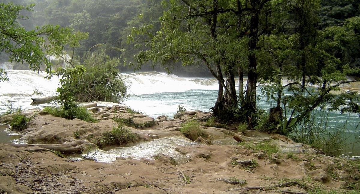Aguas Azul, Chiapas, Mexico