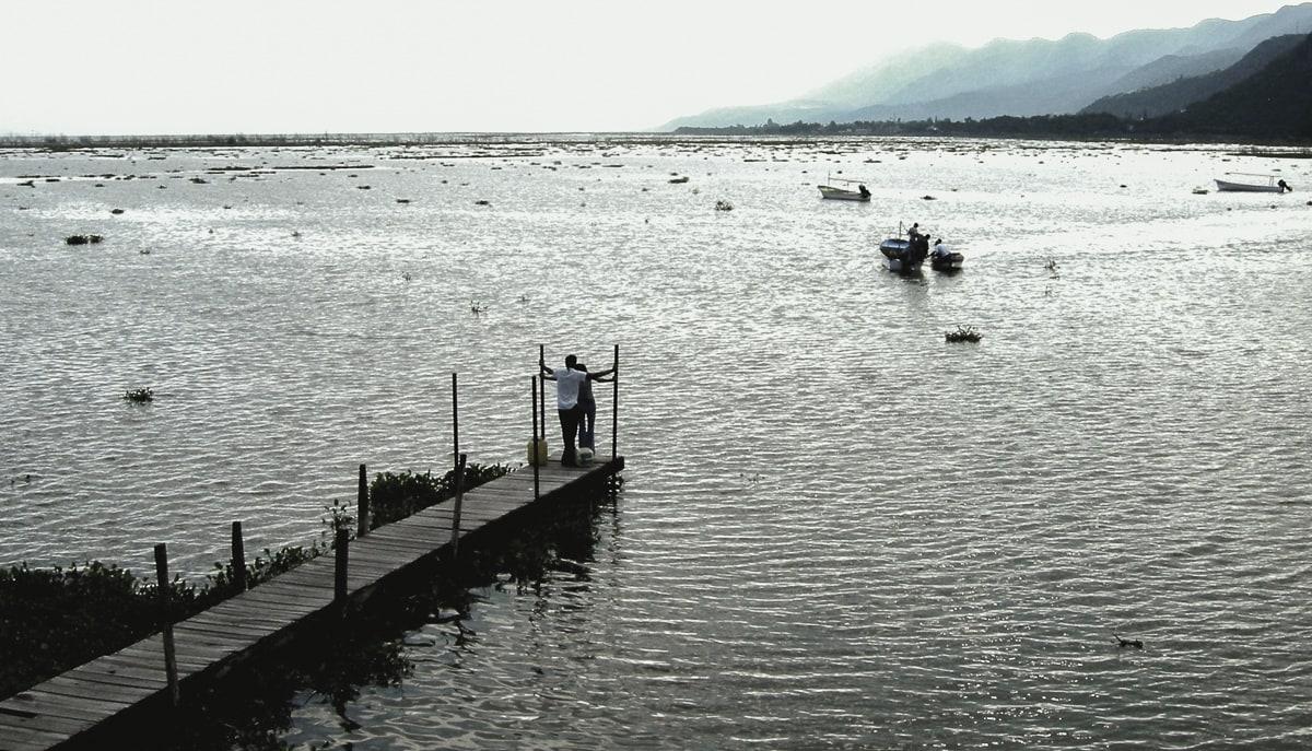 Lake Chapala in Jalisco