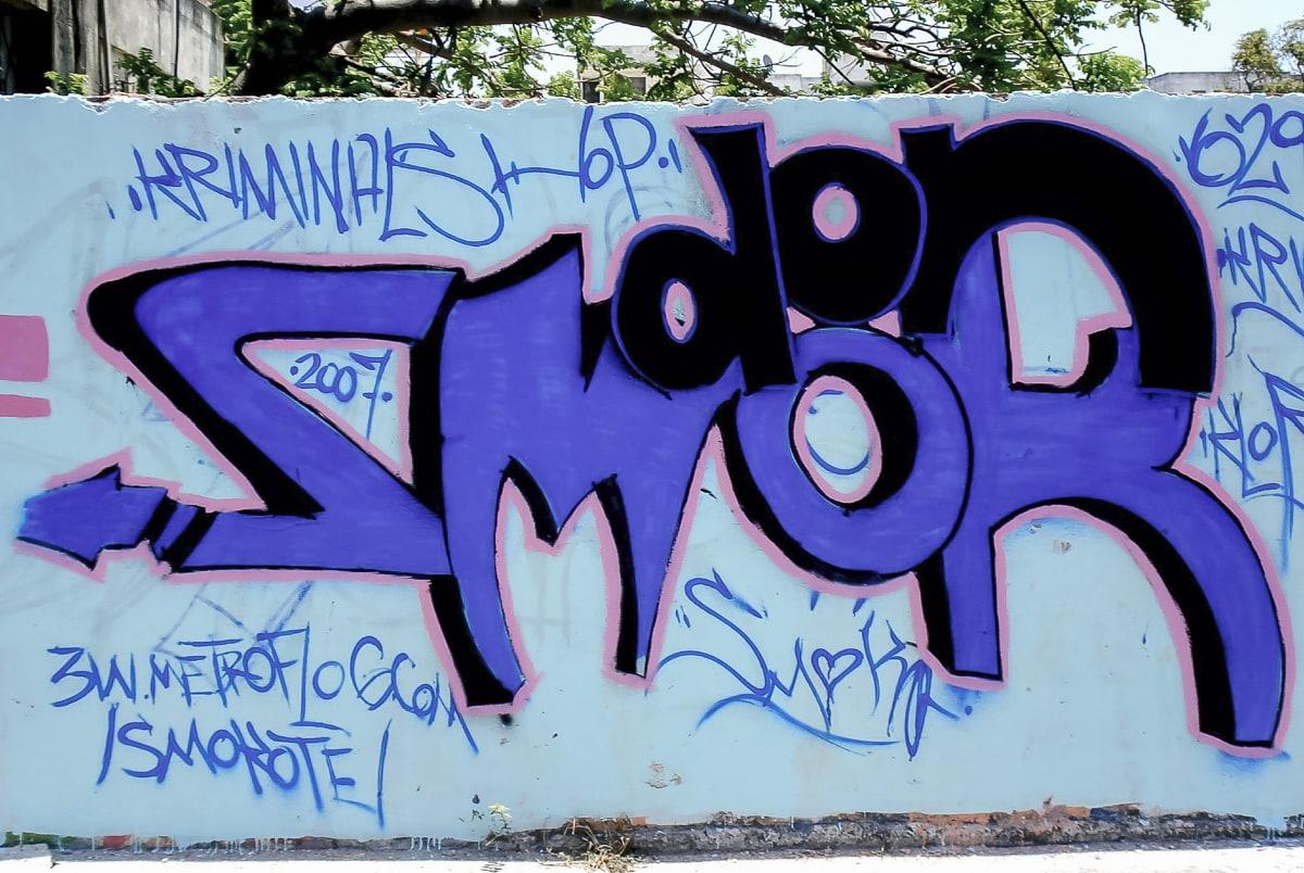 Mexican graffiti