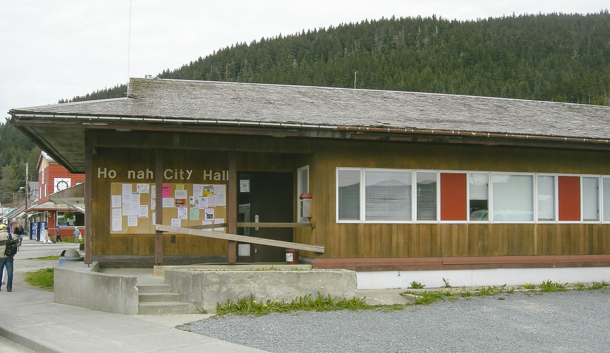 Hoonah City Hall