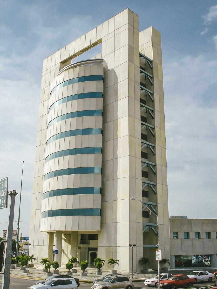 Modern architecture in Mérida, Yucatán, Mexico