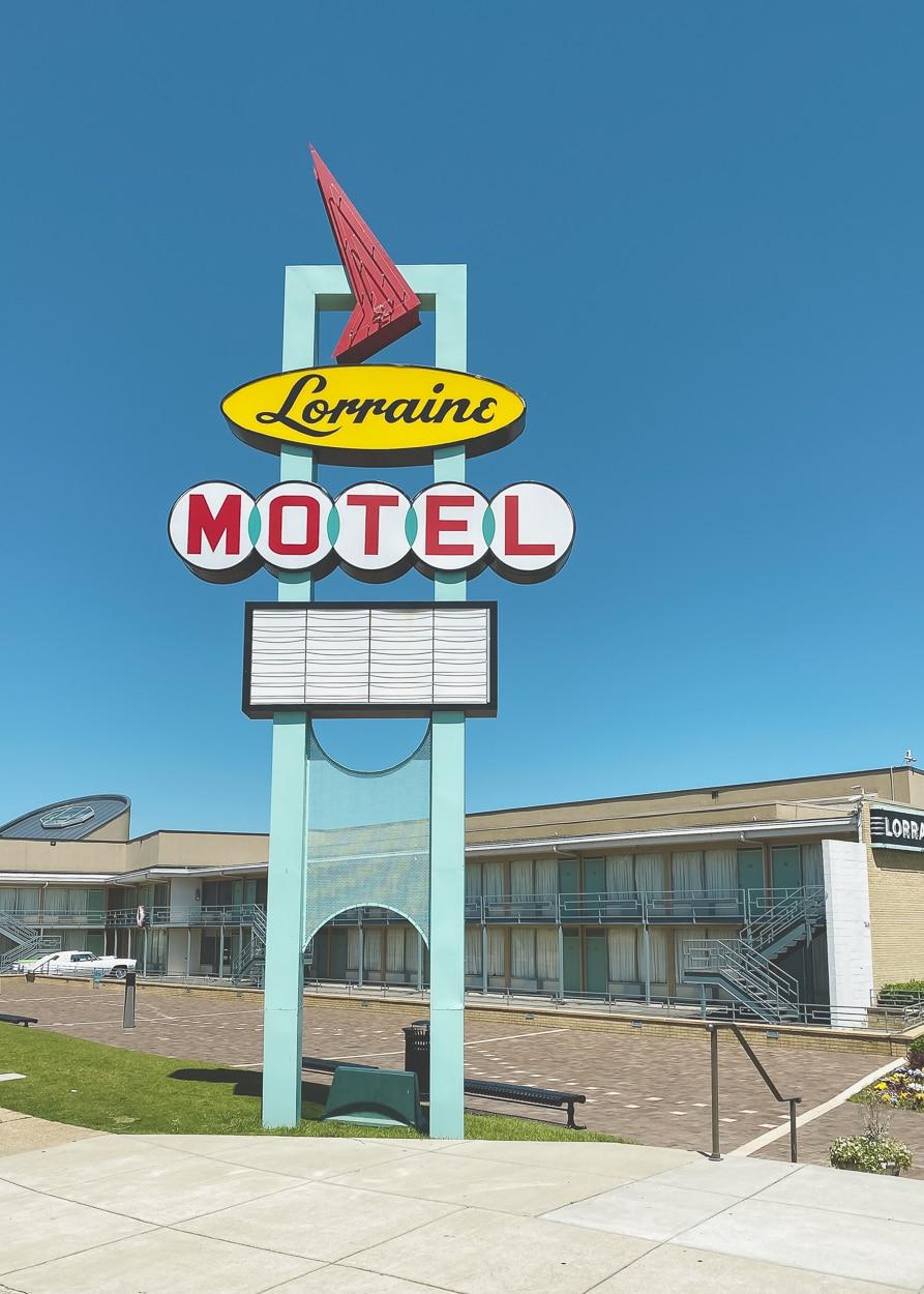 Lorraine Motel, Memphis, TN 1