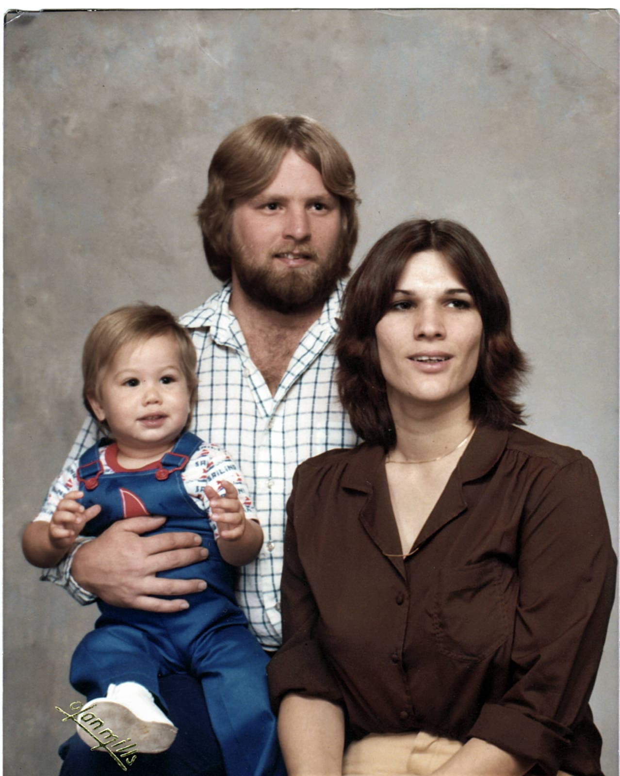 Portrait of my parents and I