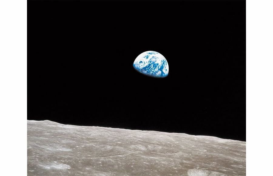 Earthrise, William Anders, NASA, 1968, Memorable Photo