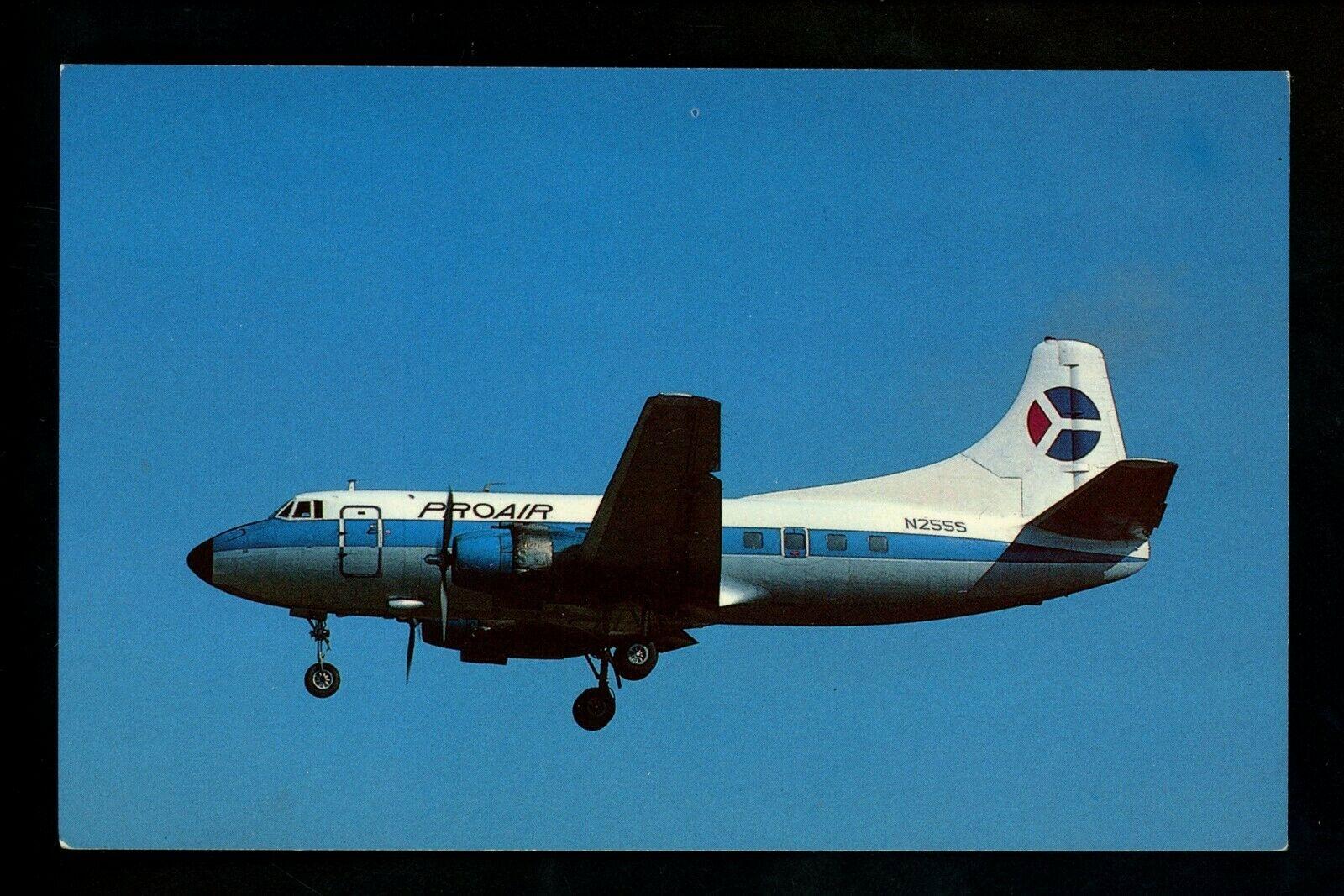 Pro Air Martin 404 N255S Postcard