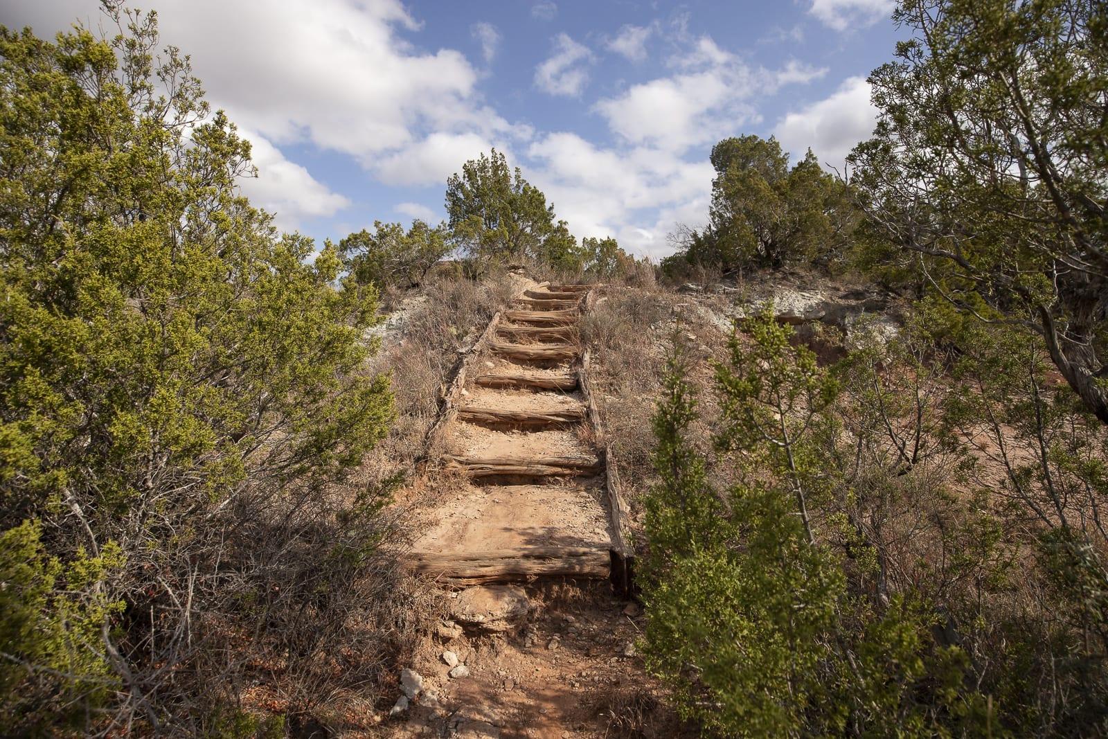 Copper Breaks Trail