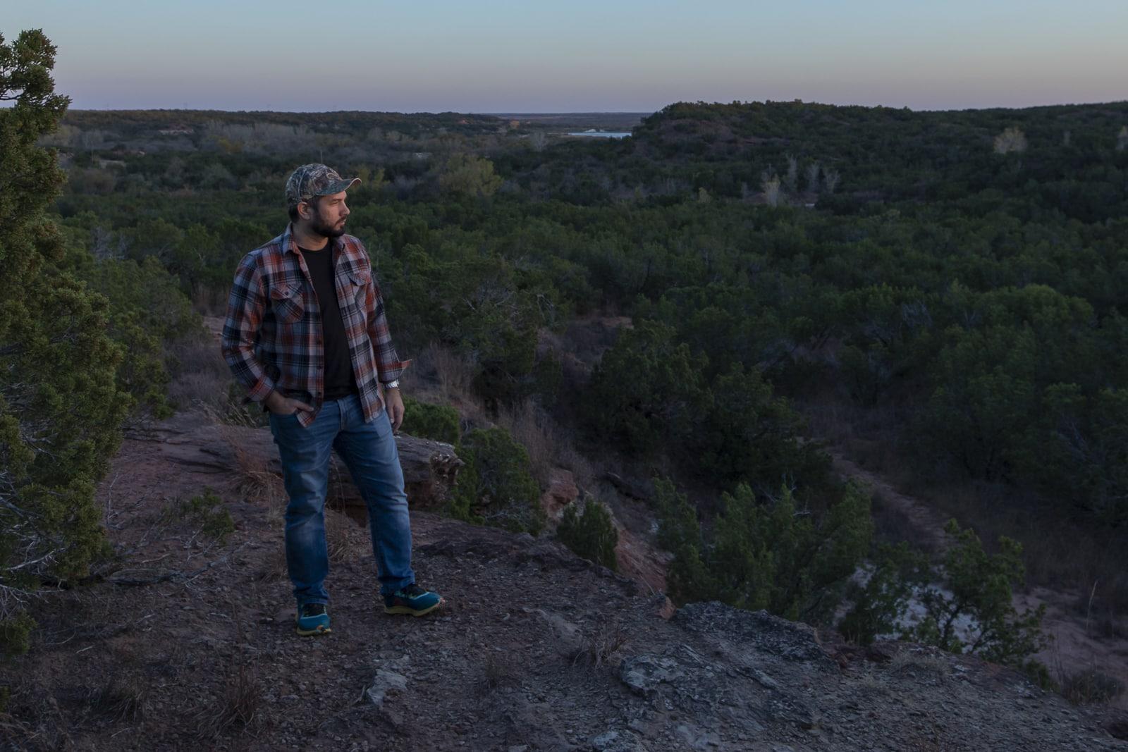 Matthew T Rader at Copper Breaks State Park