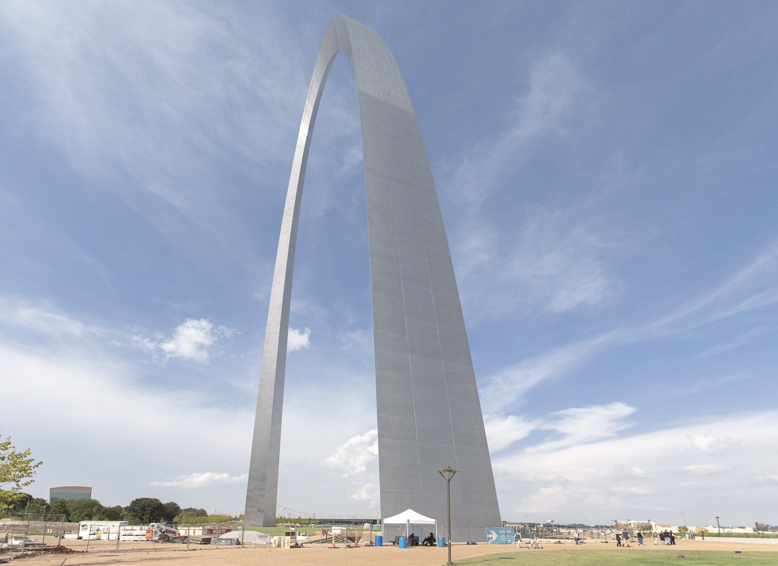 Gateway to the West, St Louis, Missouri