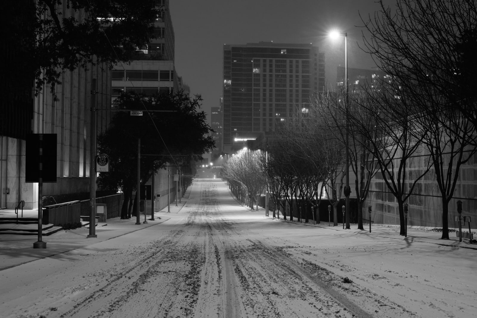 St. Paul Street in Dallas