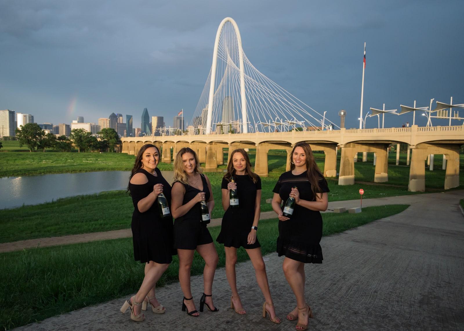 Creative Graduation Photos Of The TAMU Dental Hygiene Class Of 2021