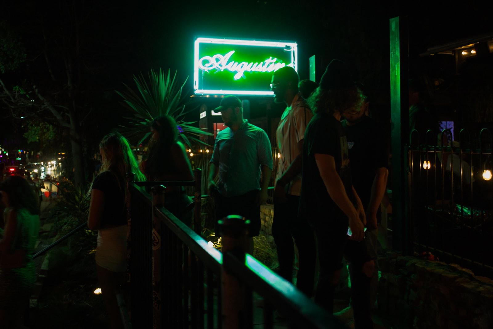 Augustine Bar on Rainey Street